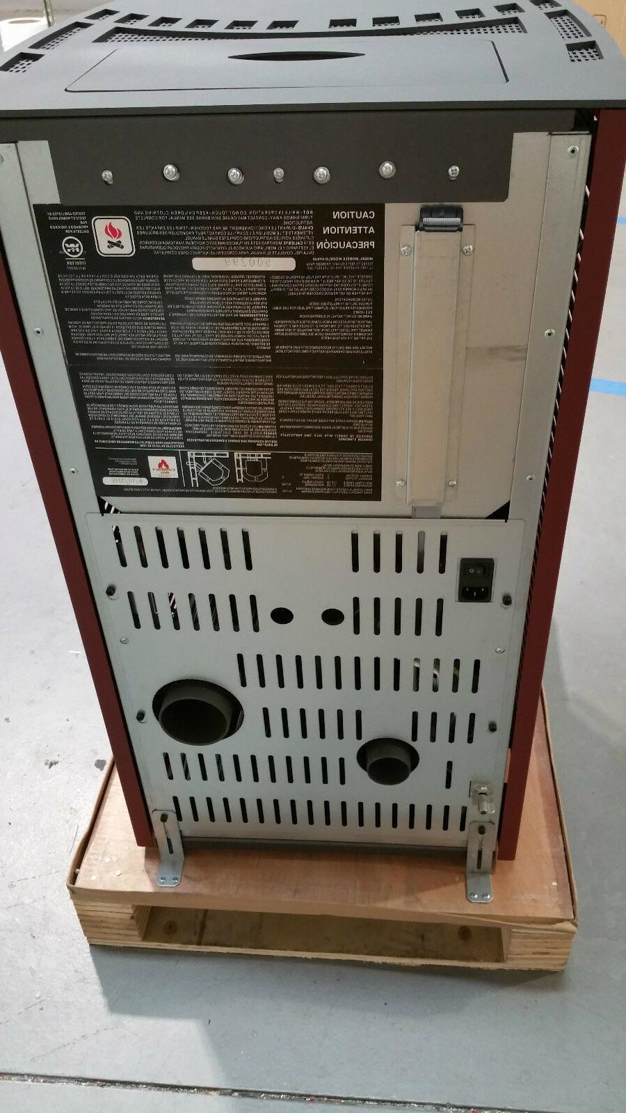 Comfortbilt Stove/Fireplace 42000btu -HP50-Burgundy-Special Price!