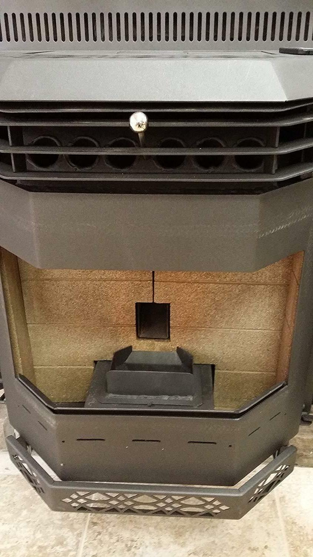 Pellet Stove Fireplace