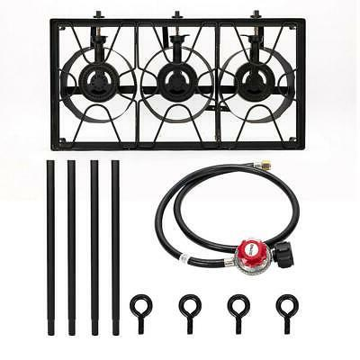 Professional Outdoor Burner Cooker BBQ Grill