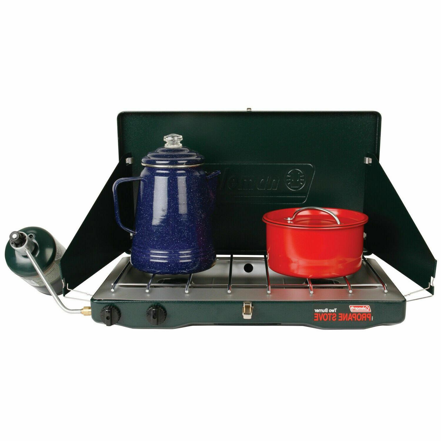 Coleman Gas Classic With Burners