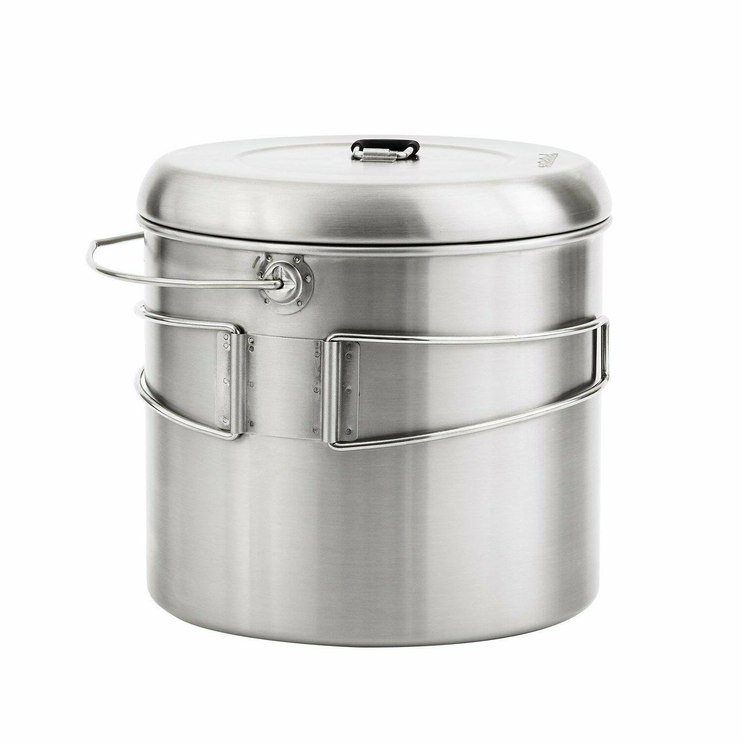 pot 4000 stainless steel companion