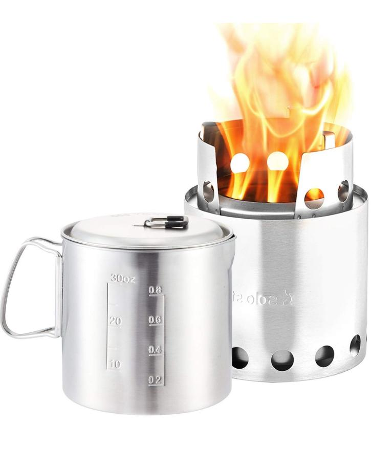 pot 900 stove combo brand new