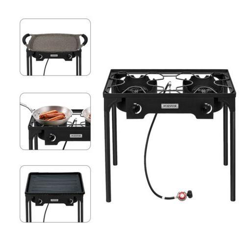 Portable Burner Camp Stove BBQ
