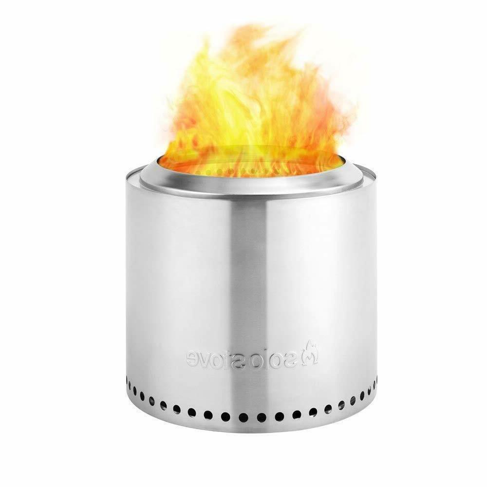 ranger portable low smoke wood burning fire