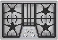 "Thermador 30"" SGS304CS Stainless Steel Gas Cooktop"