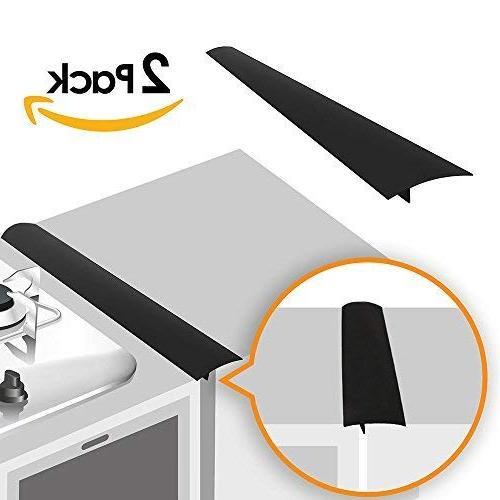 silicone kitchen stove counter gap