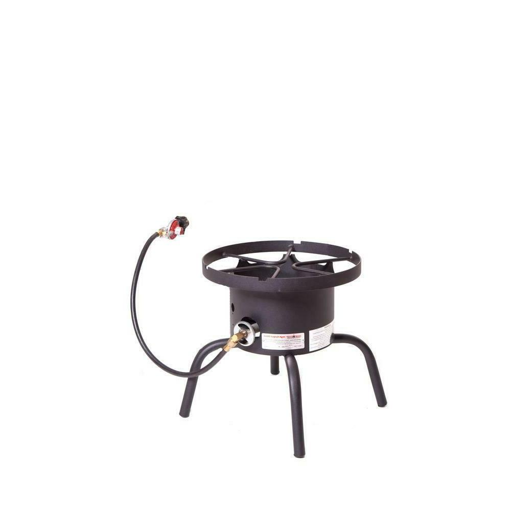 single burner lightweight propane stove