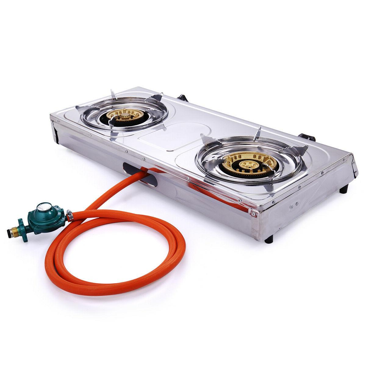 Stainless Gas, Portable Gas Stove