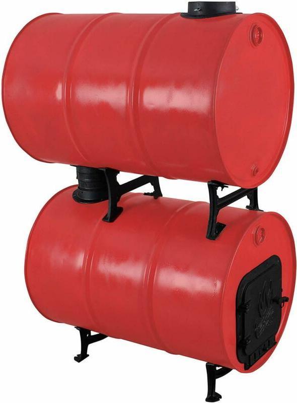 Stove Adapter Kit Double Barrel Wood Iron Parts Cabin Barn
