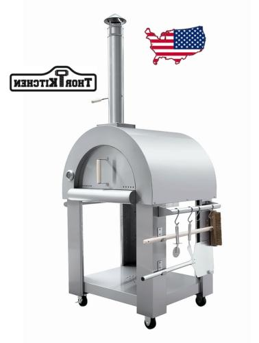 thor hpo01ss pizza oven outdoor grill stainless