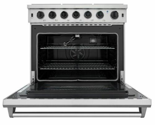 Thor Stainless Kitchen Stoves LRG3601U