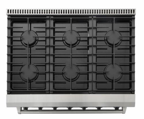 Thor Range Steel Kitchen Stoves Oven