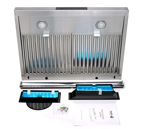 """Chef 36"""" Under Range Steel 