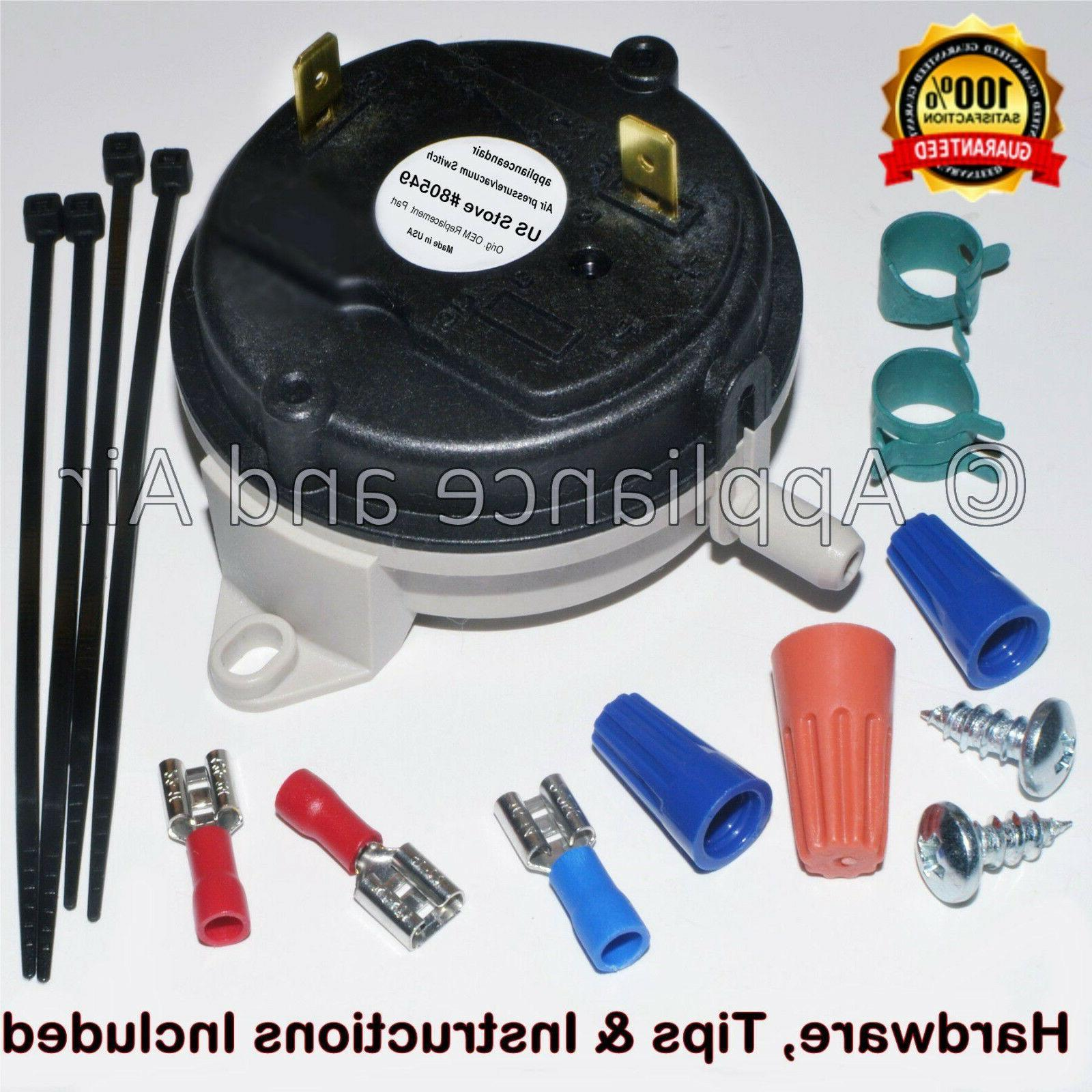 us stove 80549 king ashley pellet air