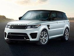 Home Comforts Laminated Poster 2015 Land Rover Range Rover S
