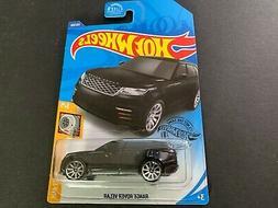 Hot Wheels Land Rover Range Rover Velar Black 119/250 1/64
