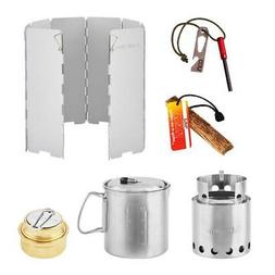 Solo Stove Lite Gear Kit Size 900ml Backpacking Ultralight C