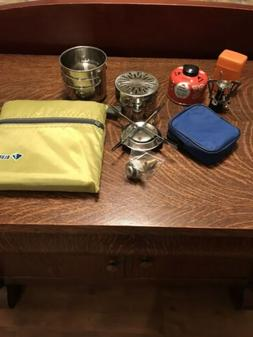 Lot  Camping Gaz ~ Butane Backpacking or Camping Stoves Plus