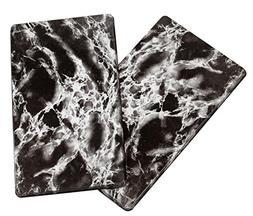 Marble Burner Covers Set of 2