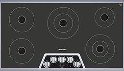 Thermador 36 Inch Masterpiece Series Electric Cooktop Cem365