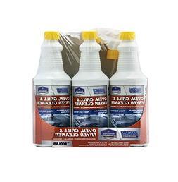 Member's Mark Oven, Grill & Fryer Cleaner - 3 bottles 32 oz