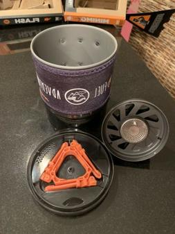 Jetboil Minimo/Flash Hybrid Camping Stove Cook System