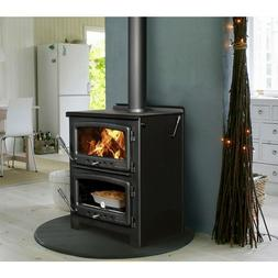 Nectre N350 Wood Burning Stove With Cook Top & Oven !!
