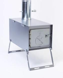NEW! Lightweight Packer Wood Stove for Outfitter Canvas Wall