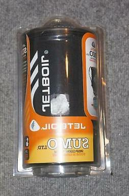 NEW JETBOIL SUMO GROUP COOKING SYSTEM / STOVE - BLACK - FREE
