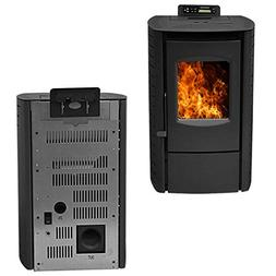 Landove Nextstep Serenity Wood Pellet Stove with Smart Contr