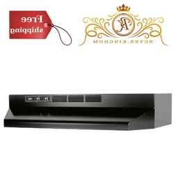 non ducted range hood stove top vent