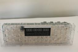 GE Oven Electronic Control Board Part # 164D8496G146