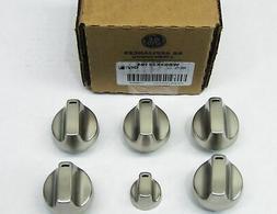 GE Oven Range Knob Kit WB03X32194