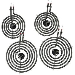 4 Pack MP22YA Electric Range Burner Element Unit Set 2- MP15