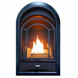 ProCom PCS150T Ventless 15K BTU Fireplace Insert - Dual Fuel