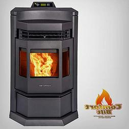 Comfortbilt Pellet Stove-HP22-N 50,000 btu - Carbon Black -