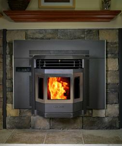 Pellet Stove Comfortbilt HP22i Fireplace Insert 42000 btu Bl