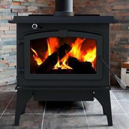 Pleasant Hearth LWS-127201 Medium 65,000-BTU Wood Burning St