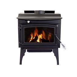 Pleasant Hearth Medium Wood Burning Stove 1,800 sq. ft. WS-2