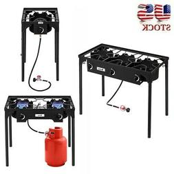 portable propane cooker burner stove gas outdoor