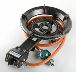portable propane gas bruner stove