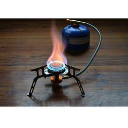 Portable Propane Gas Stove Burner and Stand Fryer Outdoor Ca