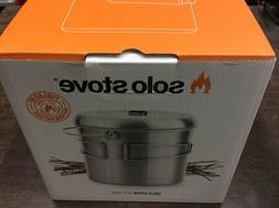 Solo Stove Pot 4000 - New Stainless Steel Companion Pot For
