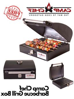 Camp Chef Professional Barbecue Grill Box for 3 Burner Stove