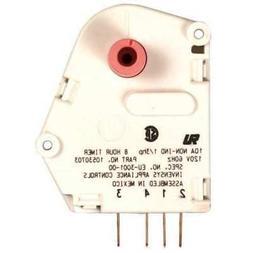WHIRLPOOL R0131577 Refrigerator Defrost Timer