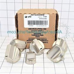 GE Range/Stove/Oven Knob Kit WB03X32194