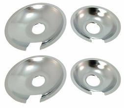 Set of 4 Range Cooktop Drip Pan Replacement for Jenn Air  71