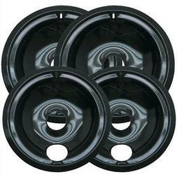 Range Kleen - Porcelain Drip Pans, Style B, Multi pack