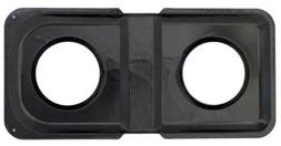 Range Kleen P501 Rectangular Gas Stove Drip Pan in Black