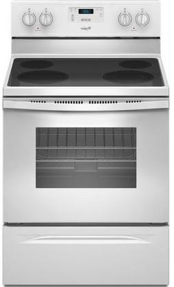 """WHIRLPOOL RANGES, OVENS & COOKTOPS 1029997 30"""" 4.8 cu.ft. Si"""